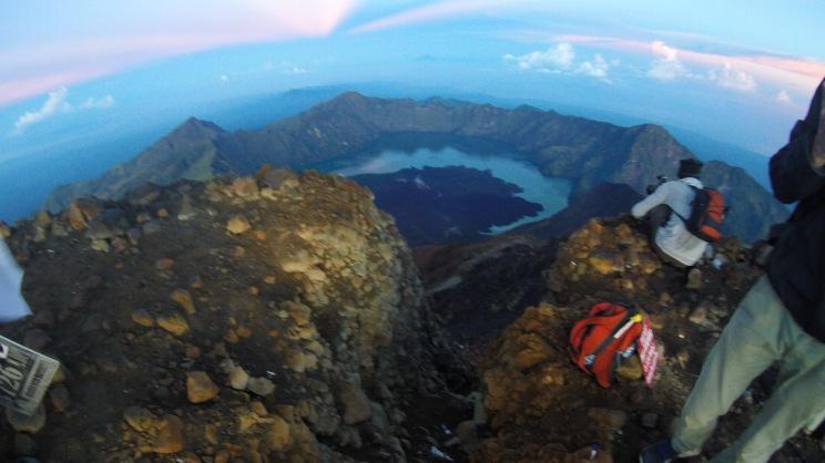 Rinjani, Lombok